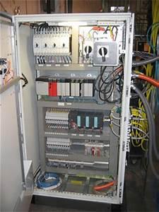 تابلو برق (Electrical panel cnc)