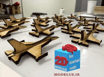 مدل ماکت هواپیمای جنگنده