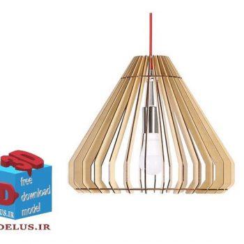 دانلود مدل لوستر روشنای