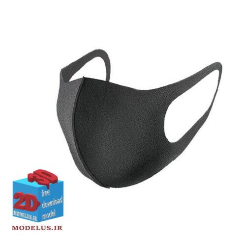 دانلود ویژه فایل برش ماسک استاندارد ماسک با بیشترین قابلیت پوشش صورت