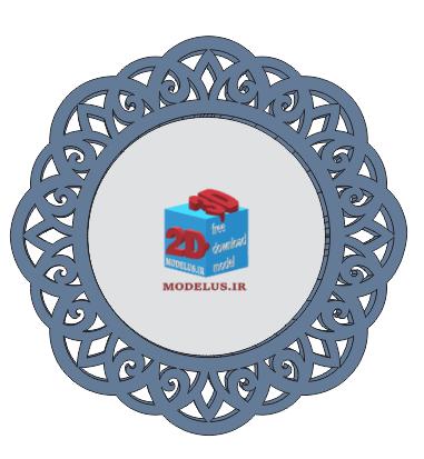 دانلود طرح برش آینه ویژه کد 0 (1)